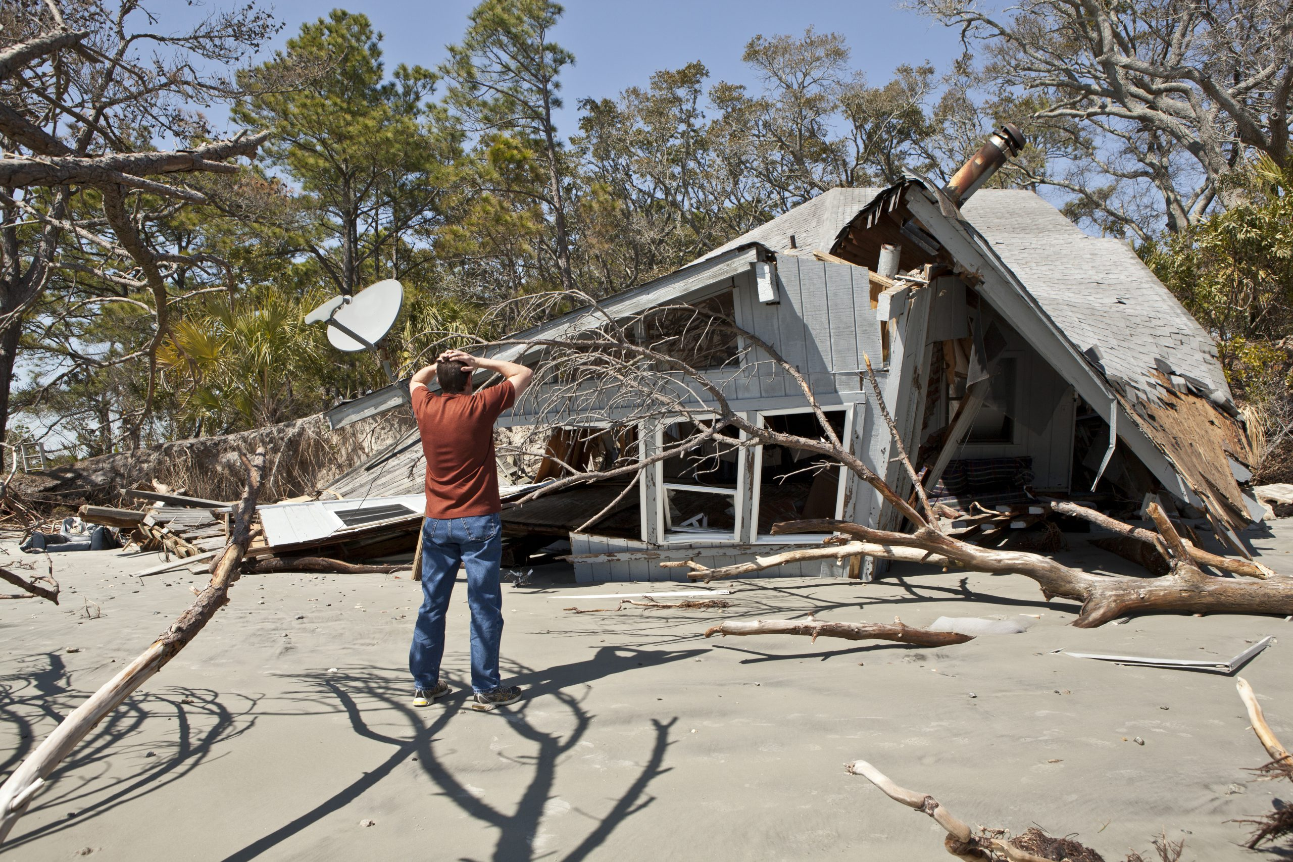 Kevin's Home Maintenance Tips for After a Hurricane